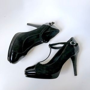 Modcloth Shoes - T Strap Heels